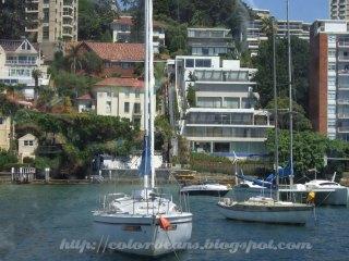 Double Bay的海景房加私人遊艇