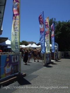 Bondi Market的門口