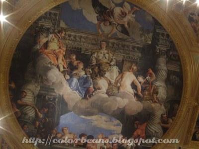 威尼斯人的天花板