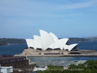 從Harbour Bridge看Opera House
