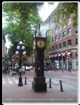 Gastown最受歡迎的蒸氣鐘