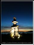 2010冬奧的石雕