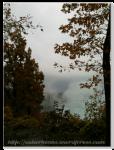 Fallsview Casino的後花園可以看到瀑布