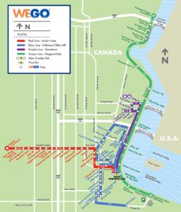 WEGO的路線圖