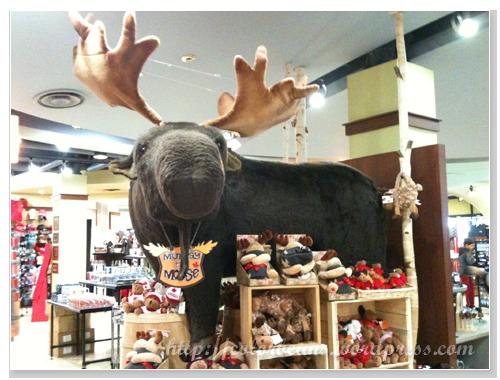 看到Moose,總算有點加拿大的fu...xp