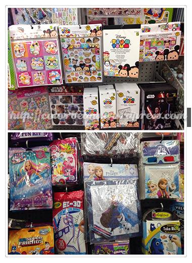 小孩喜歡的卡通週邊商品