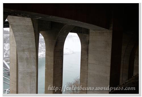 Niagara-Falls Rainbow Bridge下