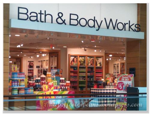 Bath & Body Works 香氛保養品~