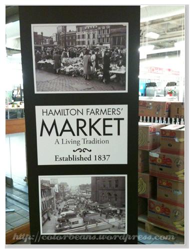 Hamilton Farmers Market 緣起於1837年!