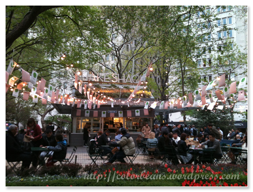 Shake Shack - Madison Square Park 分店