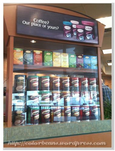 可以選購Tim Hortons的咖啡回家自己沖泡
