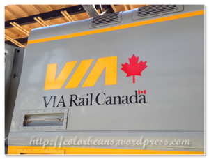 加拿大火車 VIA Rail Canada