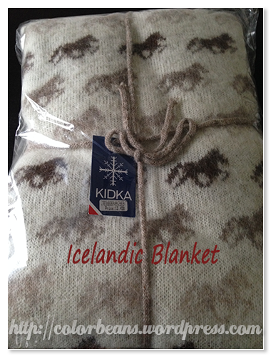 Icelandic Blanket 冰島羊毛毯