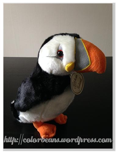 超可愛的Puffin鳥