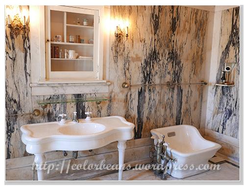 爵士房間內的廁所果然也很豪華