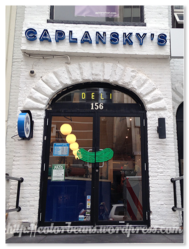 Caplansky's Deli