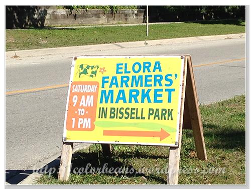 Elora Farmers Market