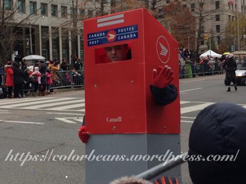 郵局罷工,郵筒來遊行