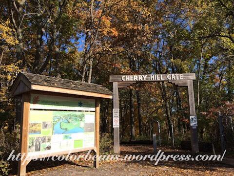 Cherry Hill Gate