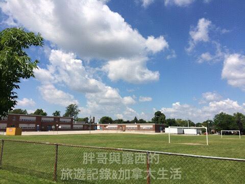 大草皮就是操場兼球場