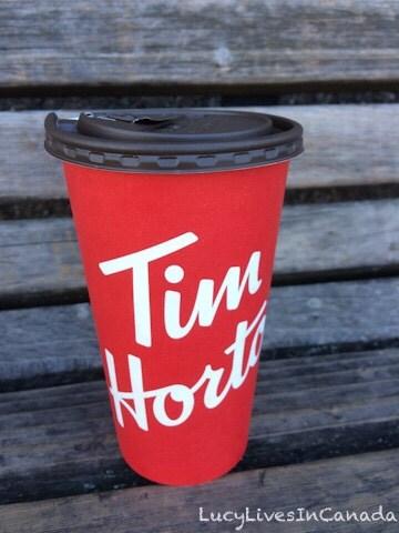 Tim Hortons咖啡免費喝