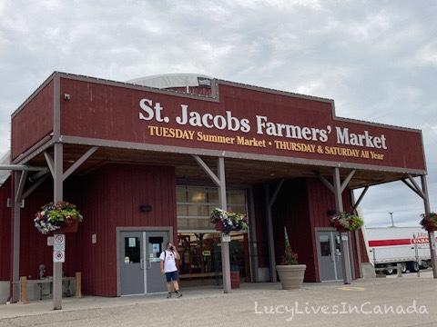 St Jacob Farmers' Market