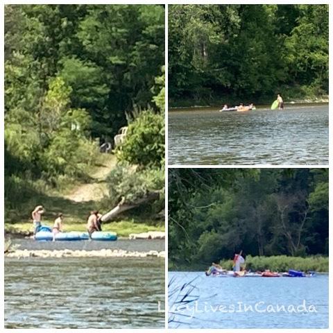 Grand River tubing!